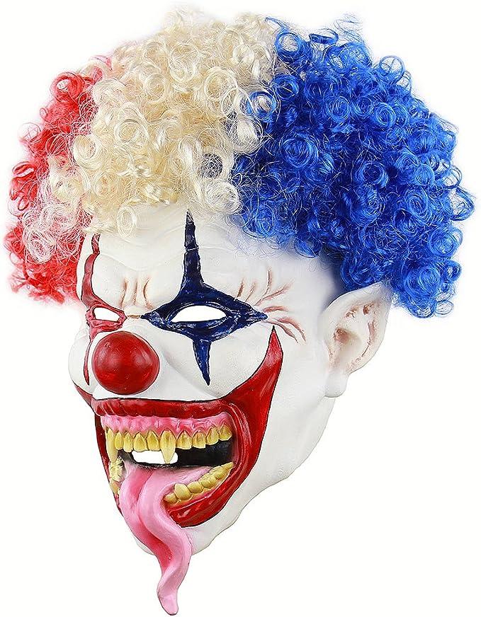 Amazon.com: BESTOYARD - Máscara de cosplay para Halloween ...