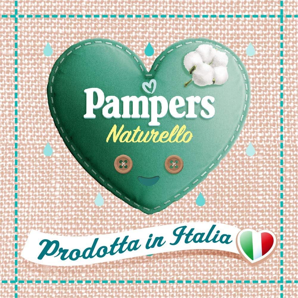 Toallitas 9 paquetes de 52 unidades 468 toallitas Pampers Naturello