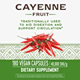 Nature's Way Cayenne Pepper 40,000 SHU