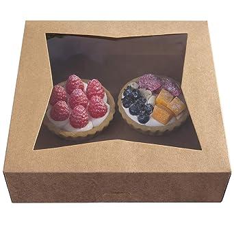 One More cajas de panadería para galletas de 9 pulgadas ...