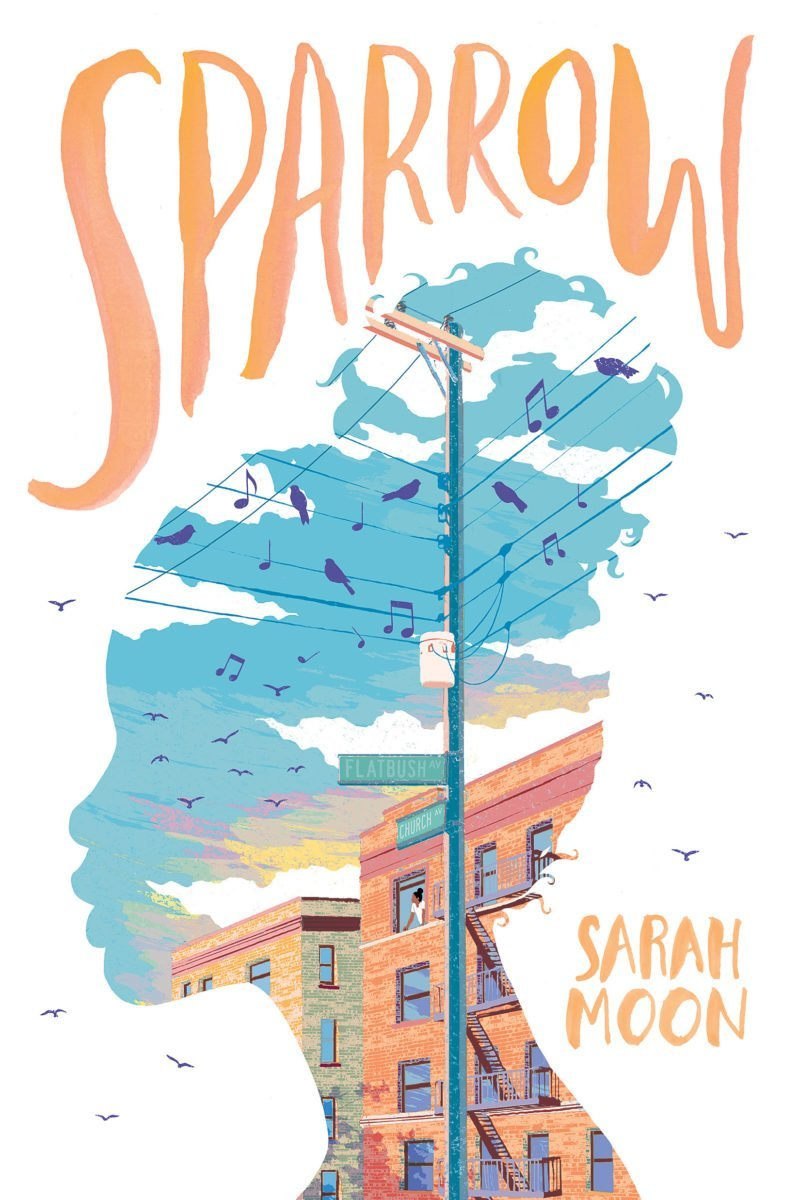 Amazon.com: Sparrow (9781338032581): Moon, Sarah: Books
