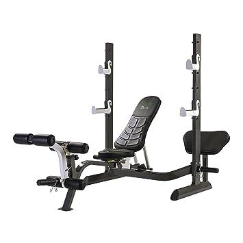 Tunturi Pure Kraft Weight Bench Fitness & Jogging Ausdauertraining