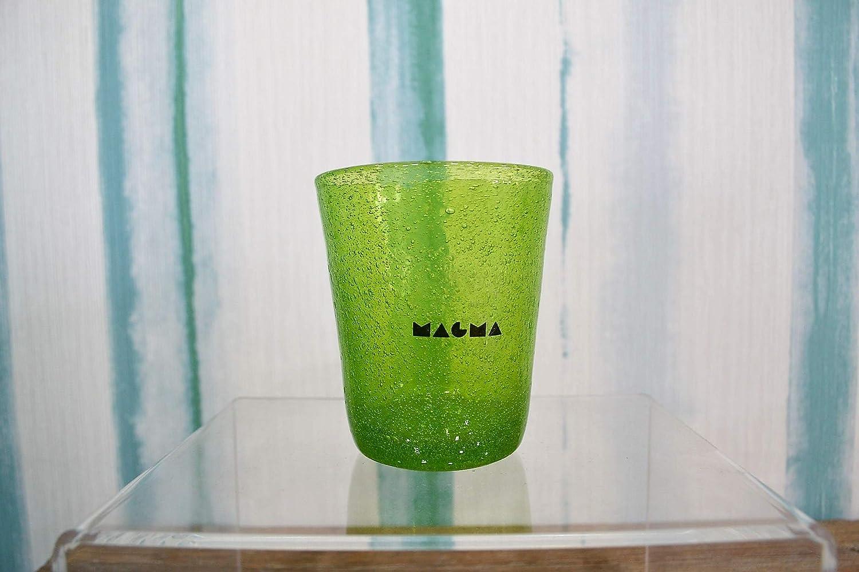Magma - Juego de 6 vasos tipo Glassware, 260 Forma Tumbler de ...