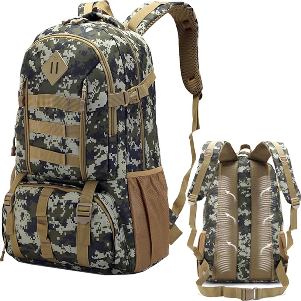 hot sale 2017 CoolLifes Military Tactical Backpack Army Assault Pack Molle  Backpack Bug Out Bag 3 69f771888e