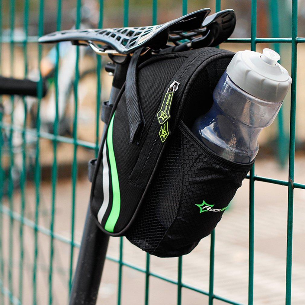 Szeneriebild Fahrrad Satteltasche
