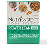 Nutrisystem® Body Select™ Power Lean 5-Day Weight Loss Kit: Delicious Meals with Protein Powered Nutrition to Help You Lose Weight