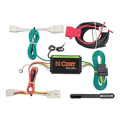 CURT 56233 Vehicle-Side Custom 4-Pin Trailer Wiring Harness for Select Hyundai Elantra: Automotive [5Bkhe1514996]