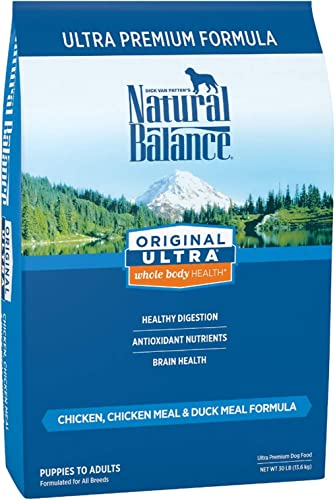 Natural Balance Original Ultra Dry Dog Food