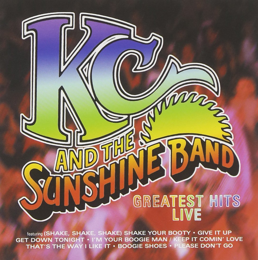 KC and the Sunshine Band - Greatest Hits Live by Varese Vintage