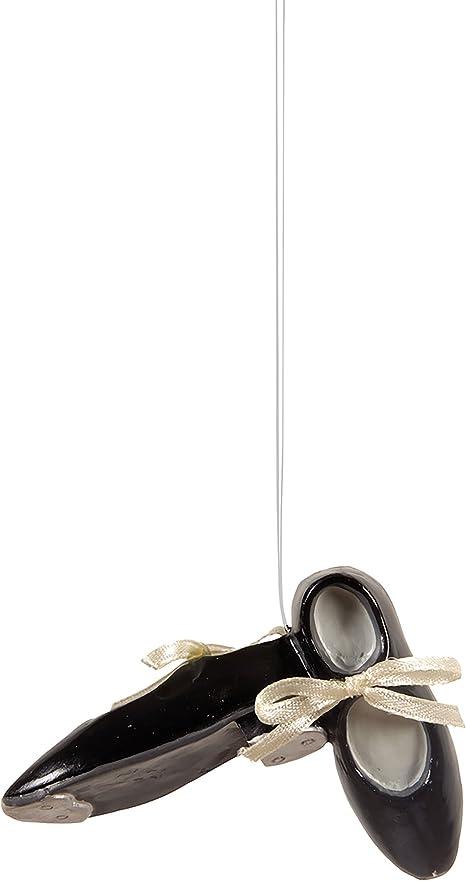 Dancer Personalized Tap Shoes Christmas Ornament- Best Dancer,Recital Teacher Gift Party Favor