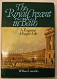 Royal Crescent in Bath: A Fragment of English Life