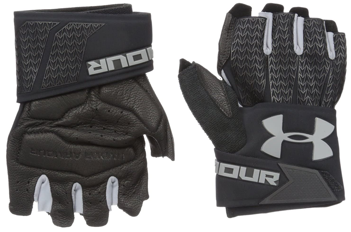 Under Armour Mens Clutch Fit Resistor Gloves