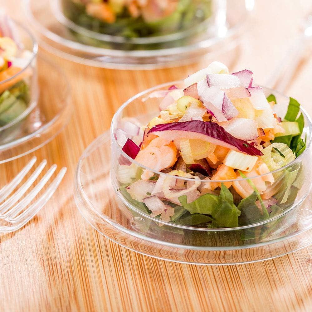 Restaurantware aperitivo cristal 100/Count caja