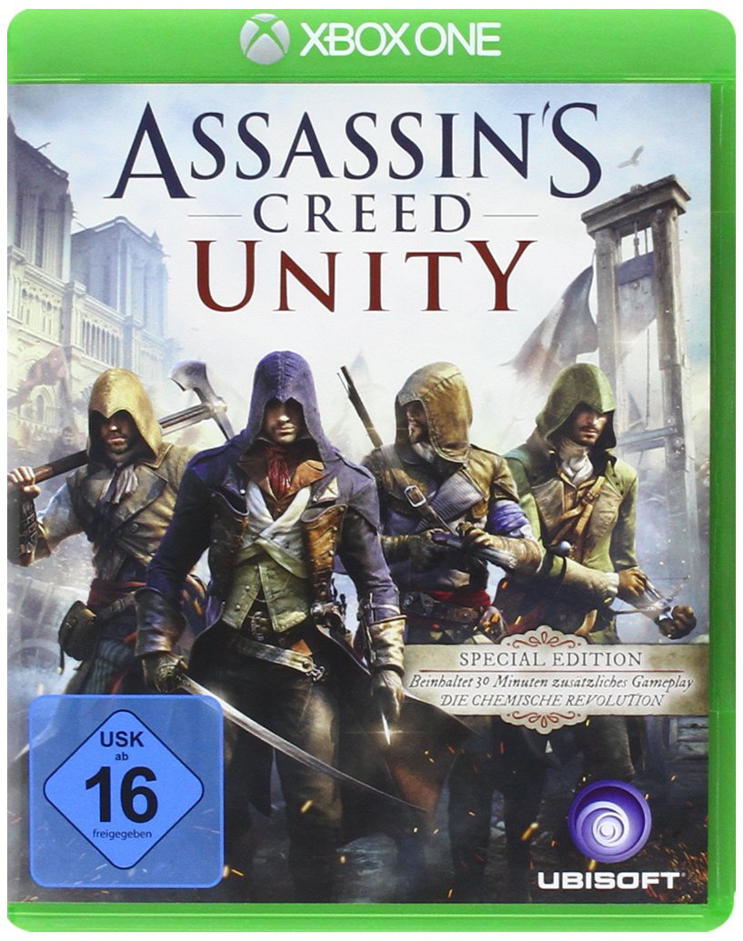 Assassin's Creed Xbox One amazon