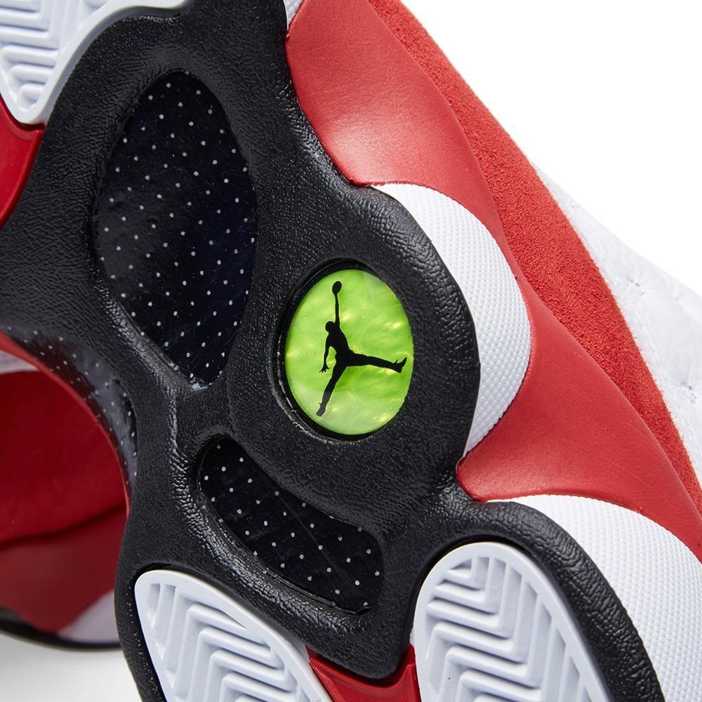 brand new 1d754 346dc Amazon.com   NIKE Mens Air Jordan 13 Retro Grey Toe Leather Basketball Shoes    Basketball