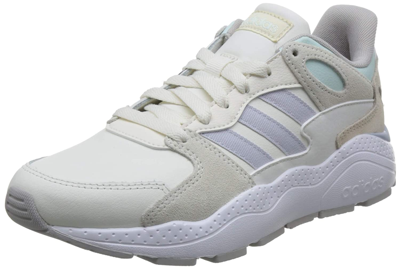 Adidas  Damen Turnschuhe Weiß Bianco