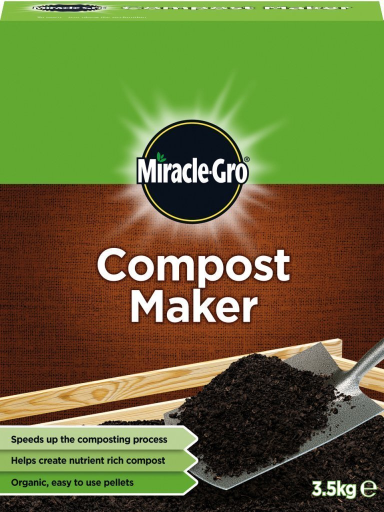 Miracle-Gro Compost Maker 3.5kg Greenfingers