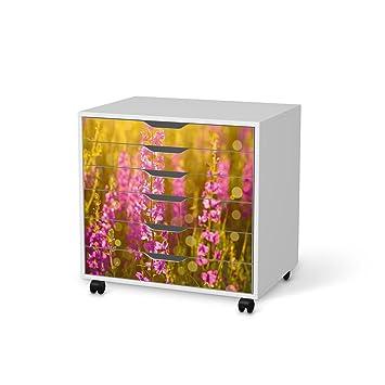 Creatisto Möbel Aufkleber Folie Für Ikea Alex Schreibtisch