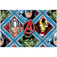 Mighty Avengers Party Table Cover