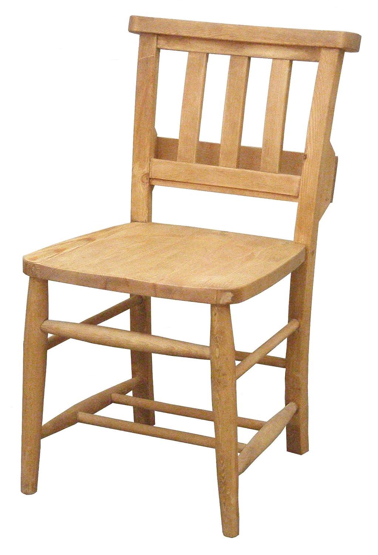 atelier church chair A002 アトリエ チャーチチェア ナチュラル(1脚入) A002 B007NQUYOQ