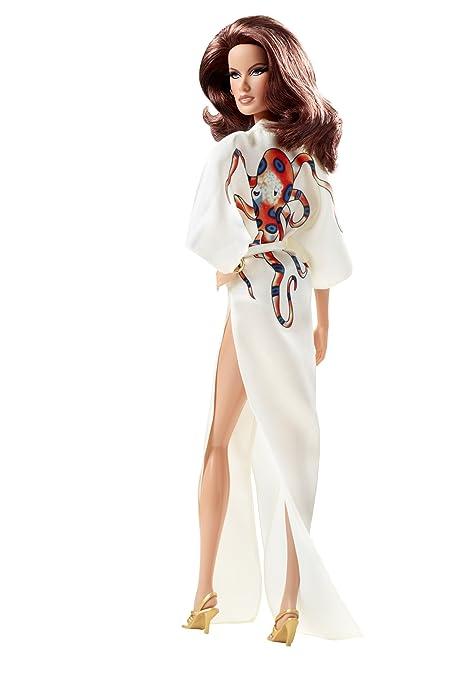 2e060a8d43 Amazon.com  James Bond Octopussy Barbie by Mattel  Toys   Games