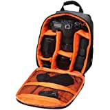 Credo DSLR SLR Camera Lens Shoulder Backpack Case For Canon Nikon Sigma Olympus Camera