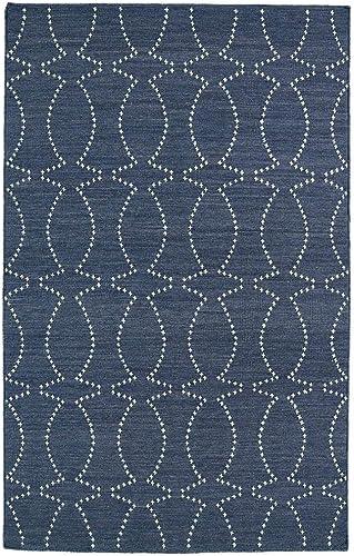 Kaleen Rugs Glam Rug, Grey, 8 x 10