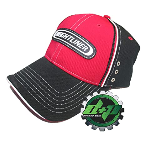 7fd772820ec Image Unavailable. Image not available for. Color  Diesel Power Plus  Freightliner Rubber Patch hat ...