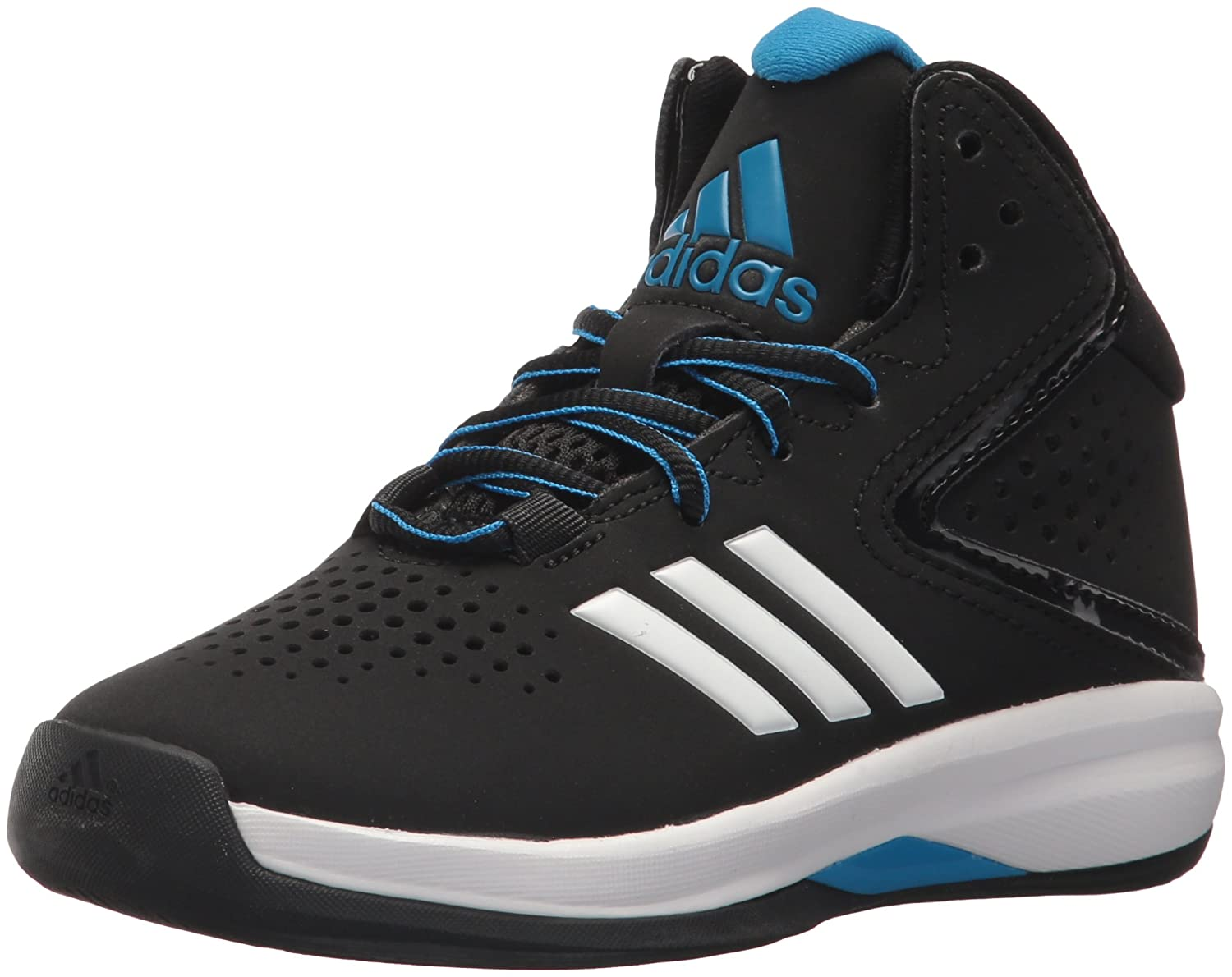 adidas Kids' Cross 'Em up 2016 K Wide Basketball Shoe Cross 'Em Up 2016 K Wide