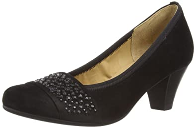 592426aa15ce Gabor Womens Wallace Court Shoes  Amazon.co.uk  Shoes   Bags