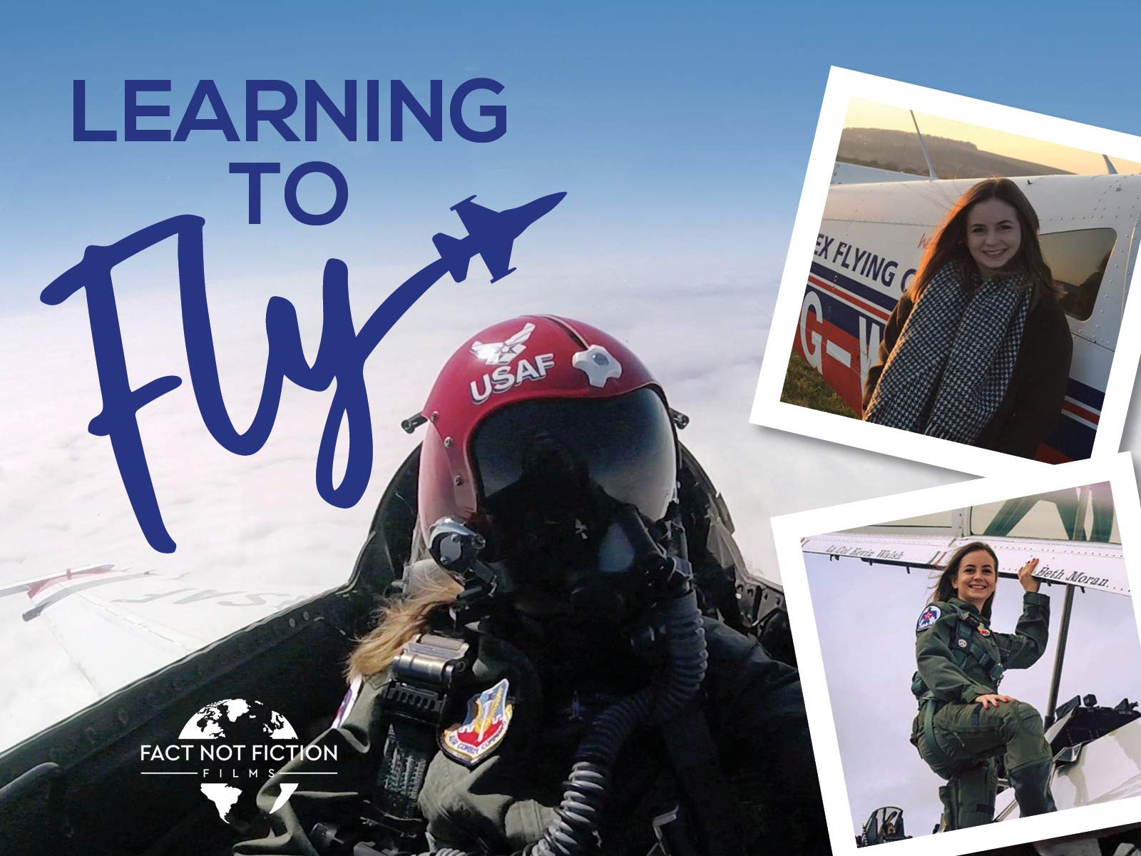 Learning to Fly on Amazon Prime Instant Video UK