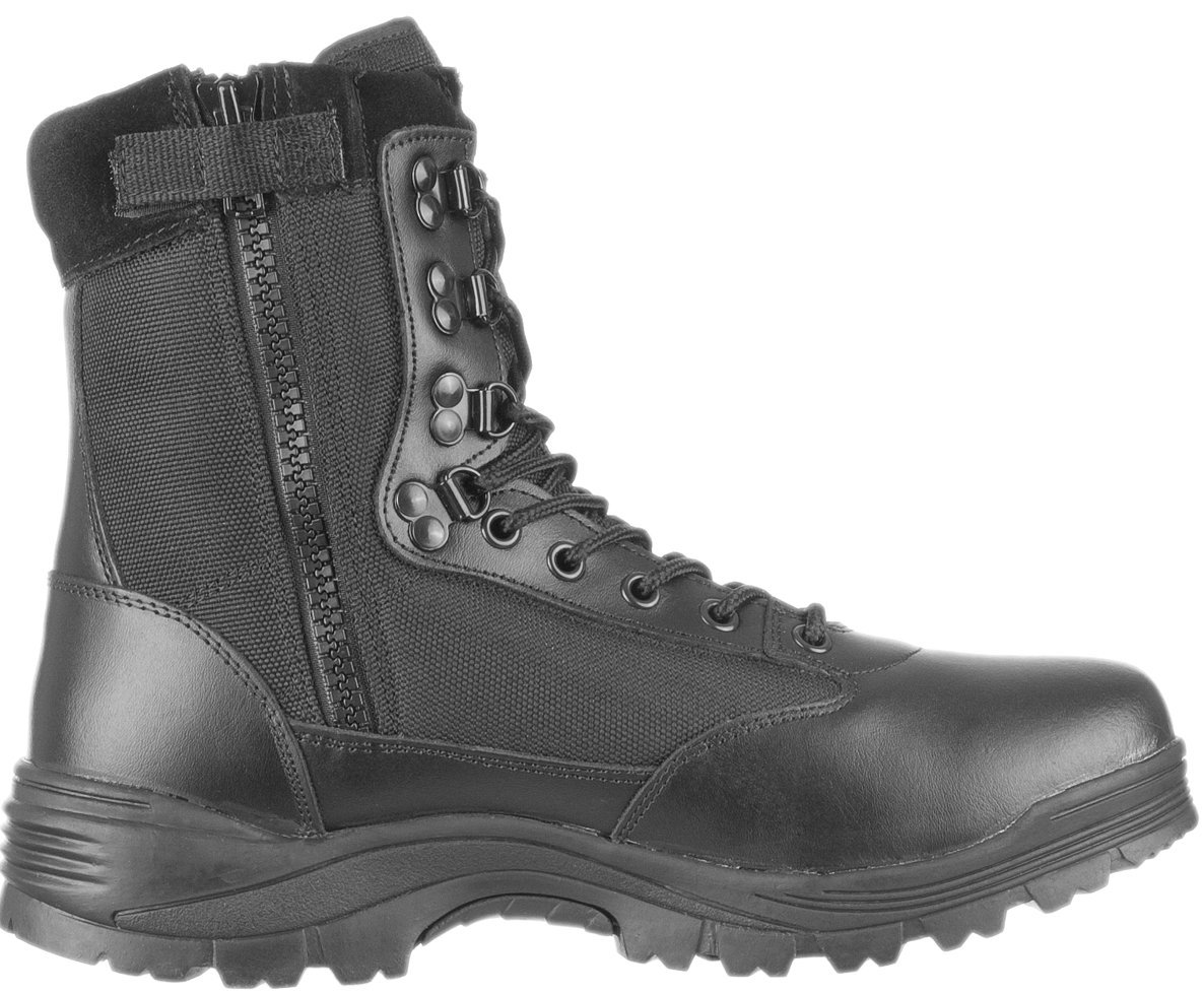 Tactical Éclair Bottines à fermeture fermeture Éclair YKK Kaki à Noir f9d91c0 - robotanarchy.space