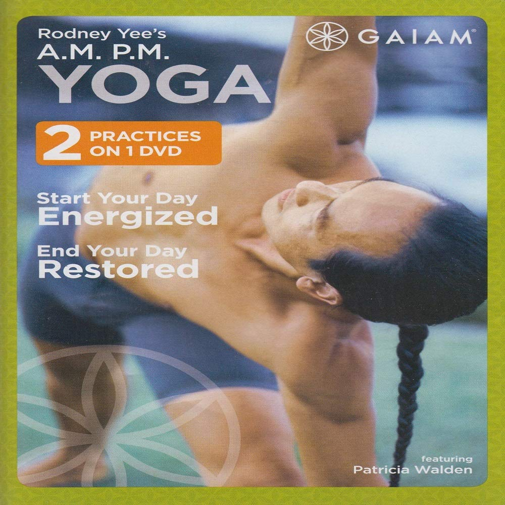 A.M. and P.M. Yoga For Beginners 2004 Reino Unido DVD ...