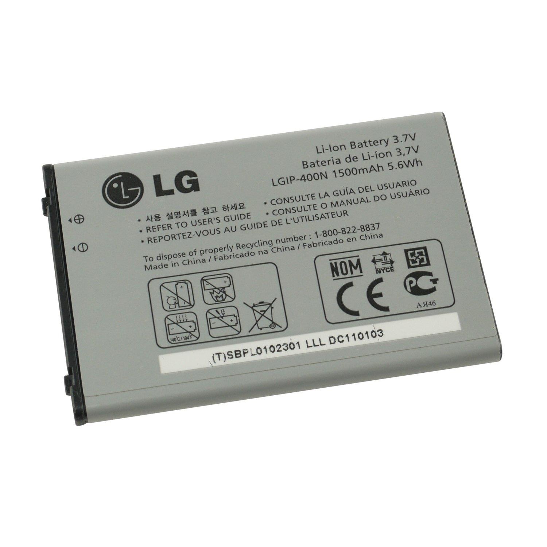 Amazon.com: LG OEM LGIP-400N BATTERY FOR : Optimus M, U