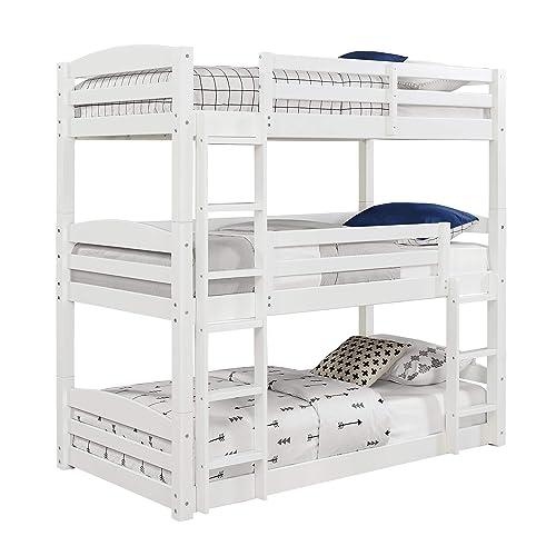 3 Bunk Beds Amazon Com