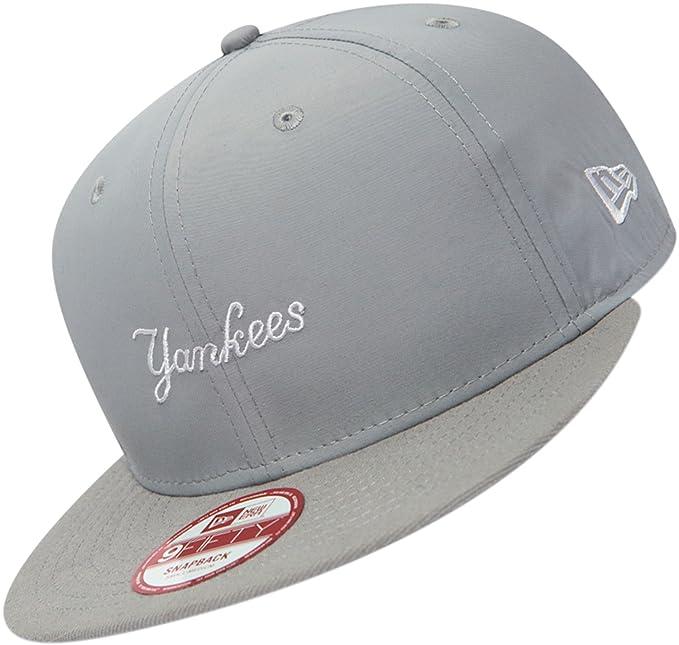 New Era Era Era Nylon Mix Wordmark NY Yankees Snapback  Amazon.it ... 27cb2b76b3b