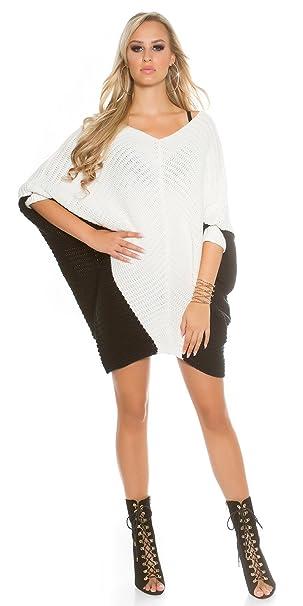 super popular 0d7b0 f5bd8 Maxi pull Maglione maglia manica pipistrello donna oversize ...