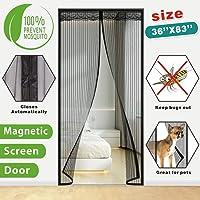 Idefair Puerta magnética para mosquiteras, insectos Mosquito Door