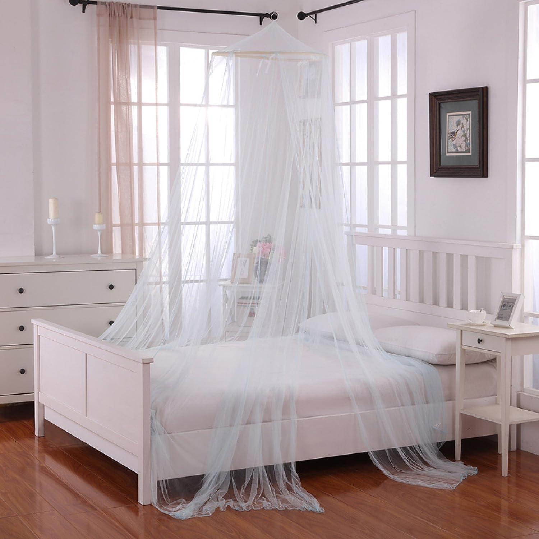 & Amazon.com: Oasis Round Bed Canopy: Baby