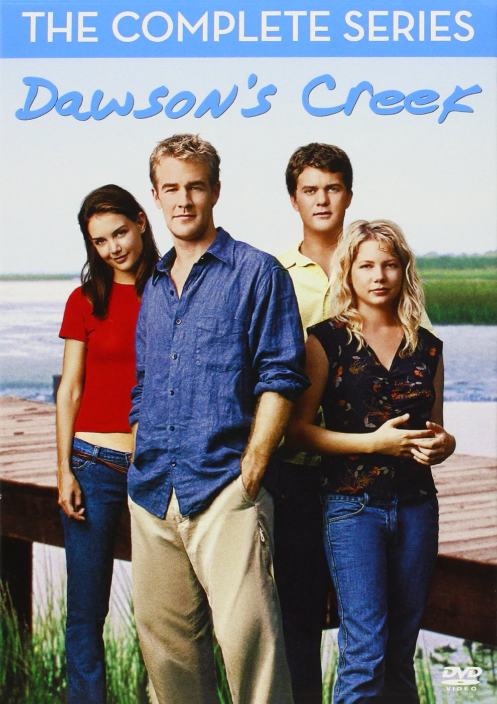 Dawson's Creek: The Complete Series Eion Bailey Monica Keena Dylan Neal Jensen Ackles