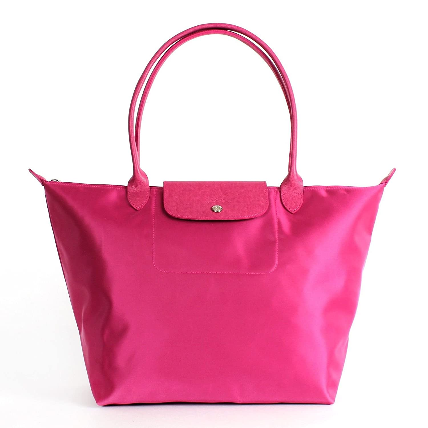 Longchamp Le Pliage Neo Pink Tote Handbag  Amazon.co.uk  Shoes   Bags 3c2966d0f2f08