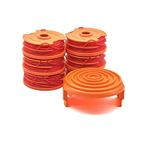 Amazon.com : Garden Ninja Replacement Spool for Worx WA0007 ...