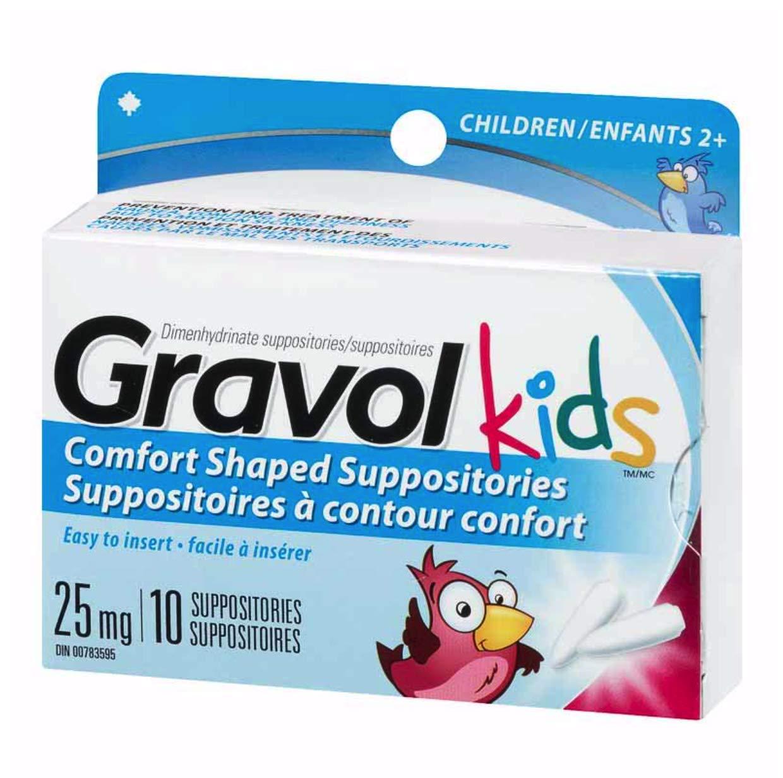 Gravol Kids