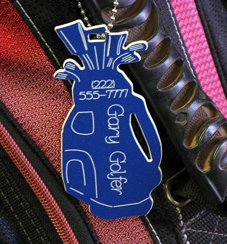 Amazon.com: Personalizado, personalizado, bolsa de golf y ...