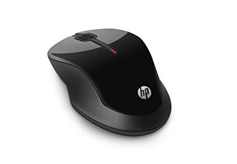 HP X3500 USB Wireless Mouse  Black  Keyboards, Mice   Input Devices