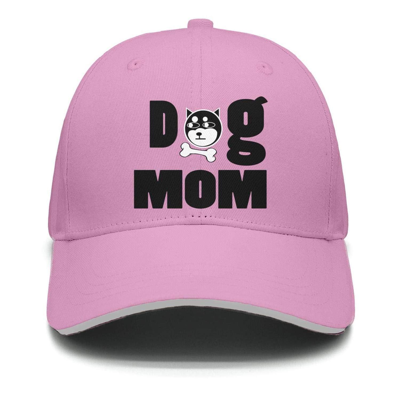 IOCZXTGH Unisex Doberman Dog Baseball HatsOutdoor Adjustable Mesh Hats Caps