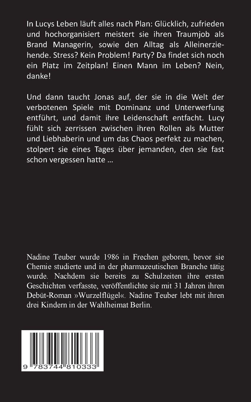 Sag Es (Nicht)! (German Edition): Nadine Teuber: 9783744810333 ...