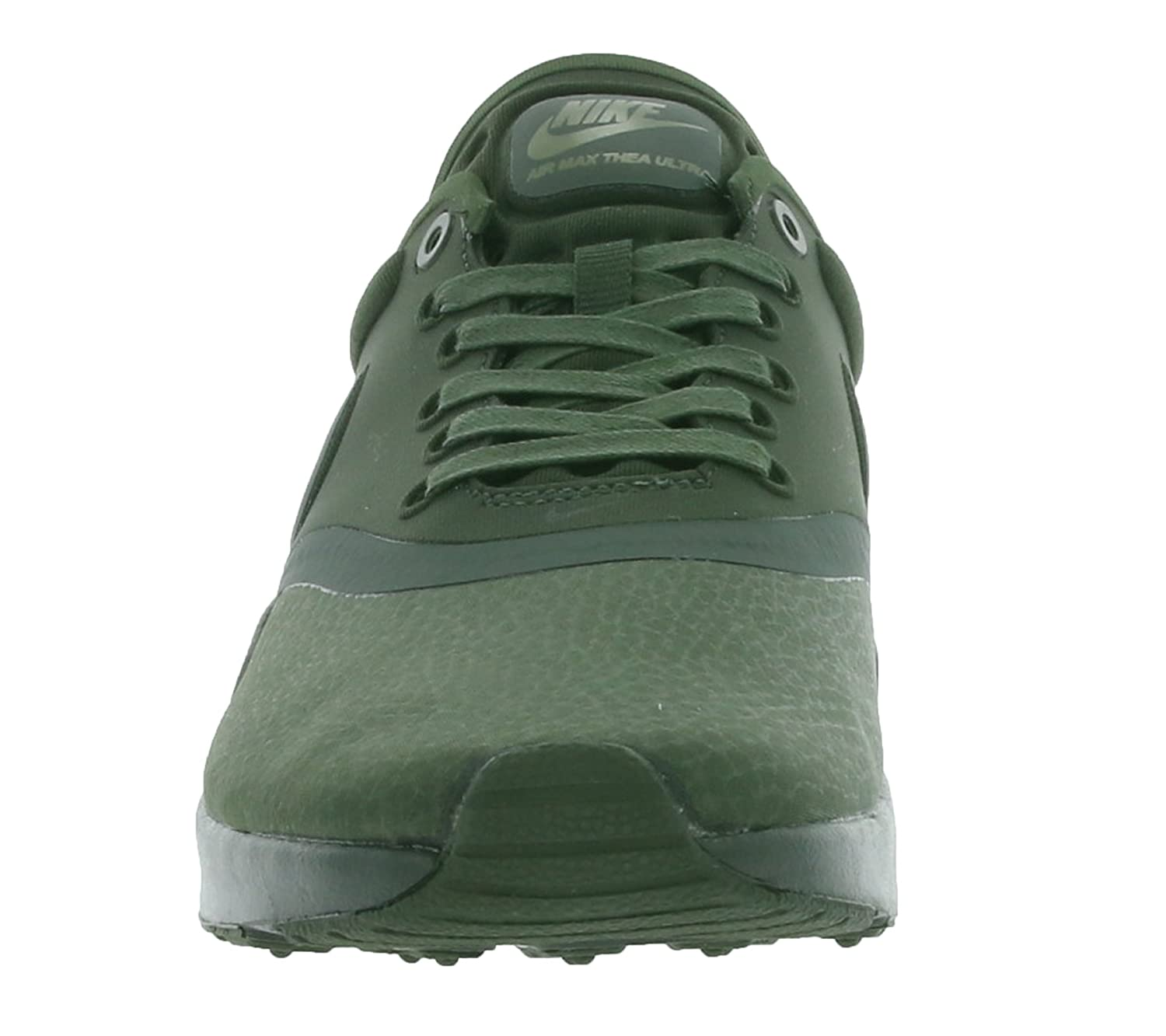 cheap for discount c8660 ad6aa Amazon.com   NIKE WMNS Air Max Thea Ultra Premium Lifestyle Sneakers Women  Sequoia Sequoia-Medium Olive New 848279-301 - 6   Fashion Sneakers