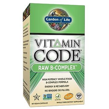 Garden of Life B Vitamin
