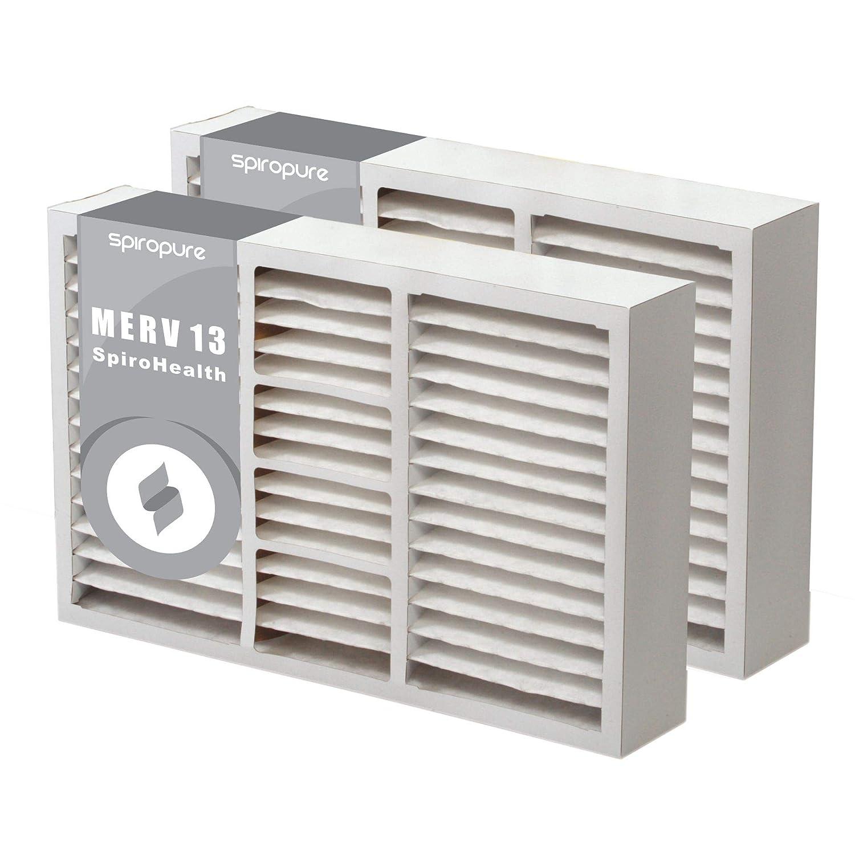 17x26x4 2 Pack 16.63x26x4.13 MERV 11 Aftermarket Lennox Replacement Filter